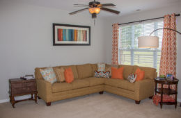 One Bedroom apartment at Canyon Club at Perry Crossing apartments in Plainfield IN
