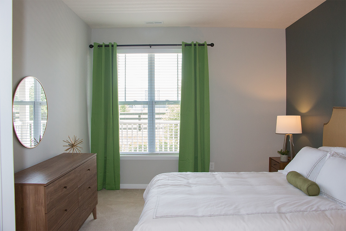 One Bedroom apartmtne at Canyon Club at Perry Crossing apartments in Plainfield IN