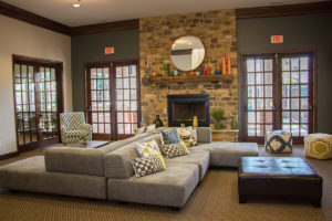 Community Center at Canyon Club at Perry Crossing apartments in Plainfield IN
