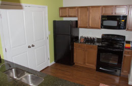 one bedroom apartment for rent at Canyon Club at Perry Crossing apartments in Plainfield IN